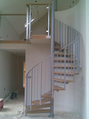 Devon Spirals, staircases, balconies, railings, gates and stainless steel
